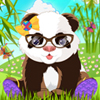 Cute Panda A Free Dress-Up Game