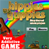 Play Hippies Vs Yuppies