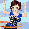 Hulahoop Girl Dress Up A Free Dress-Up Game