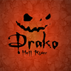 Drako, a skeleton that lives in the deepest depths of hell needs your help to ride this incredible fast bike through rocks and mountains. Use your keyboard arrows to move and balance, use Z X C V and B to make tricks and earn more points.