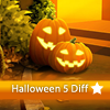Halloween 5 Differences A Free Puzzles Game