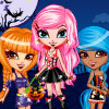 Cutie Trend-Halloween Party A Free Dress-Up Game
