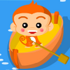 Monkey Boat A Free Action Game