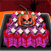Halloween Cake Decoration