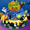Halloween Perfect Cake A Free Dress-Up Game