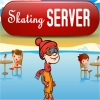 Skating server Cooking