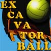 ExcavatorBall A Free Action Game