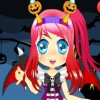 Happy Halloween Cutie A Free Dress-Up Game