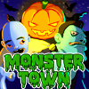 Monster Town A Free Action Game
