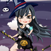 Cute Witch Dress Up A Free Dress-Up Game