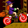 Halloween Motorbike A Free Adventure Game