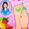 Fruit Fashion Nail Art