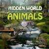 Hidden World: Animals A Free Puzzles Game