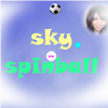 Sky Spinball A Free Action Game