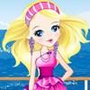 Adorable Pink Princess A Free Dress-Up Game