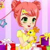 Surprise Party A Free Dress-Up Game