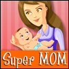 Super Mom A Free Puzzles Game