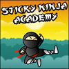 Sticky Ninja Academy A Free Action Game