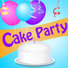 Cake Party A Free Dress-Up Game