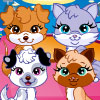 Happy Pets A Free Dress-Up Game