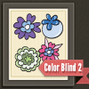 Color Blind 2 A Free Puzzles Game