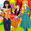 Posy Teens-celebrate Thanksgiving Day A Free Dress-Up Game