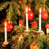 Christmas is here and the tree needs to be decorated with burning candles.  But do not burn yourself.  Watch out