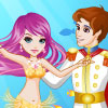 Little Mermaid Sweet Love A Free Dress-Up Game