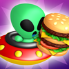 Alien Loves Hamburgers A Free Action Game
