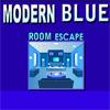 Modern Blue Room Escape