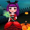 Halloween Girl A Free Customize Game
