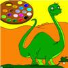 Dino Super Coloring