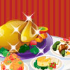 Decorate Thanksgiving Dinner A Free Dress-Up Game