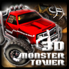 3D Monster Truck Tower A Free Adventure Game
