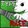 Type Race A Free Action Game