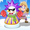 Funny Snowman A Free Dress-Up Game