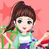 Hulu Hoop Cutie A Free Dress-Up Game