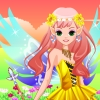 Marillion is one of the cutest fairies in the land and needs to look at its best. Help her dress up the best outfit in this simple dress up game.