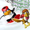 Penguin vs Yeti A Free Action Game