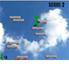 Rocket Platforms A Free Action Game