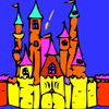 Castle Coloring Game