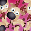Reindeer Bounce A Free Action Game