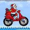 Santas Motorbike