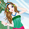 Music Lover Girl Dress up game.