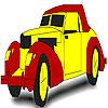 Historic car coloring