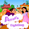 Aunts Fighting A Free Action Game