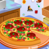 We all love to eat pizza and for the topping of this delicious dish, each one of us has their favorite ingredients. Prepare a tasty pizza with the items you like best of all those many available in this cool food decoration game! Check out all those yummy stuff and choose from each category the ingredients you prefer, to obtain the best pizza ever! Enjoy!