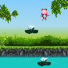 Jumping frog A Free Adventure Game