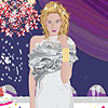 Cool Wedding Girl Dress up game.
