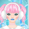 Icy winter make over game